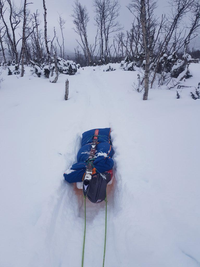 Møsvatn Winter Crossing | Team Fram